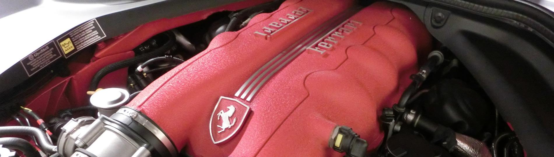 フェラーリ買取